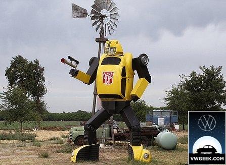 bumblebee-transformer